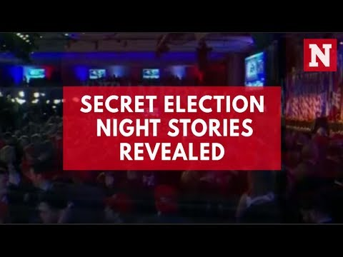 Election Night Secrets Revealed By Members Of Both Major Party Campaigns And Their Associates