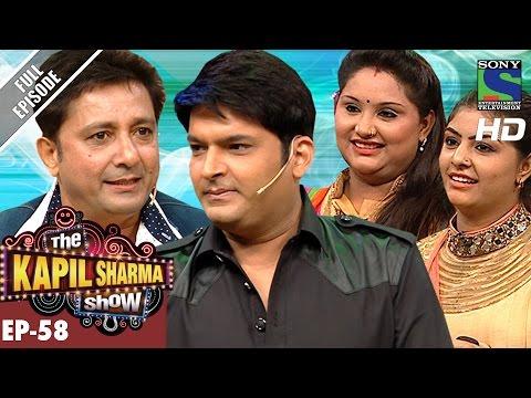 The Kapil Sharma Show -दी कपिल शर्मा शो- Ep-58-Punjabi Singers In Kapil's Show–6th Nov 2016