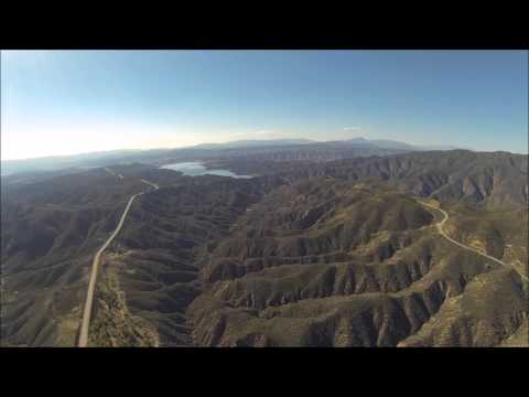 Turbo Ace Matrix Quadcopter Altitude Testing to over 2,000 feet AGL