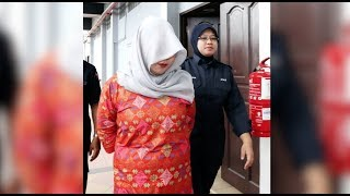 Woman charged with ill treating baby girl
