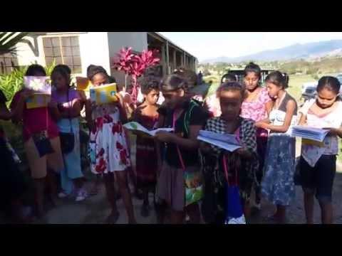 Girl Declaration in Fiji Islands