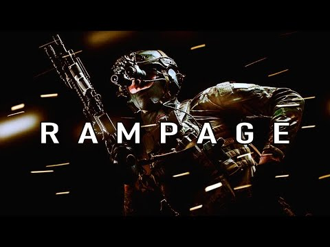 "Military Motivation - ""RAMPAGE"" (2020)"