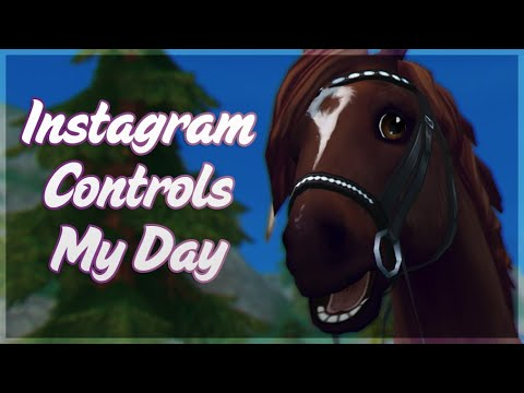 My Instagram Followers Control My Day In Star Stable Online