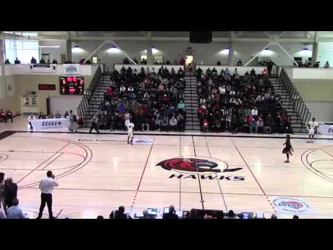 CCCAA State Championship: CCSF vs Saddleback College Men's Basketball FULL GAME 3/13/16