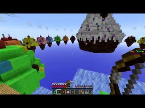 SE PONE FARRUCO!!! - Sky Wars Minecraft