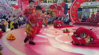 Chinese new year celebration Kuala Lumpur