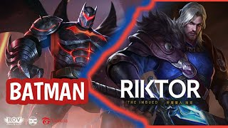 /Rov/ Batman Vs Riktor