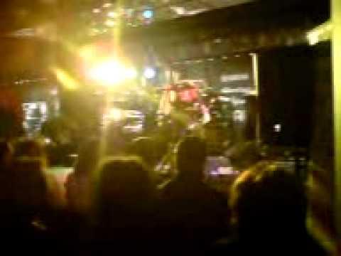Steven Adler Live- Allans Music Sydney Australia