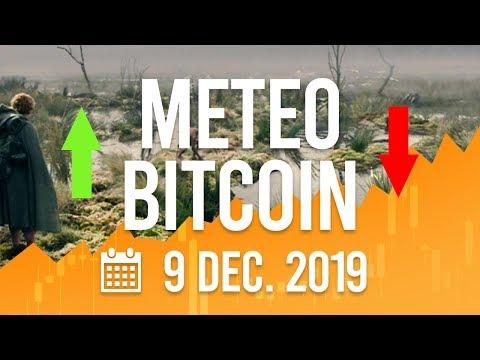 La Météo Bitcoin FR - 9 décembre 2019 - Analyse Crypto Fanta