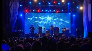Roky Erickson and The Explosives at Hultsfred, Sweden, 07-06-16 1 of 3