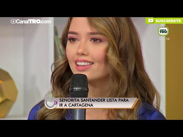 Santander tiene nueva reina para el Concurso Nacional de la belleza 2019