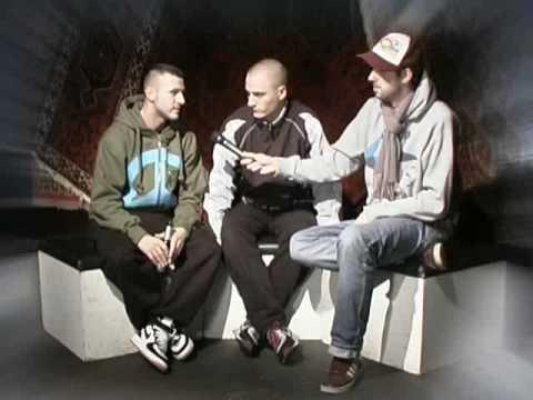 K.I.Z. im Interview (Maxim und DJ Craft)