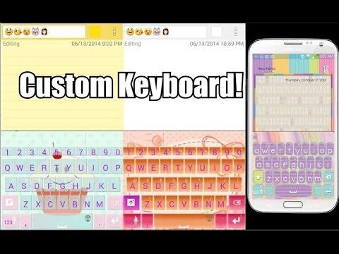 Cute & Cool Cutom Keyboards | Kii Keyboard