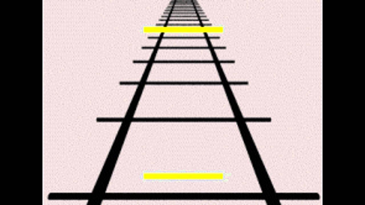 Optical Illusions Size Perception 4 Youtube