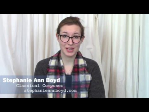 Classical Music Composition Lessons Online 3