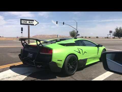 WORLDS LOUDEST Lamborghini Murcielago SV! PURE SOUND!