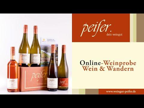 """1. Online-Weinprobe """"Wein"""