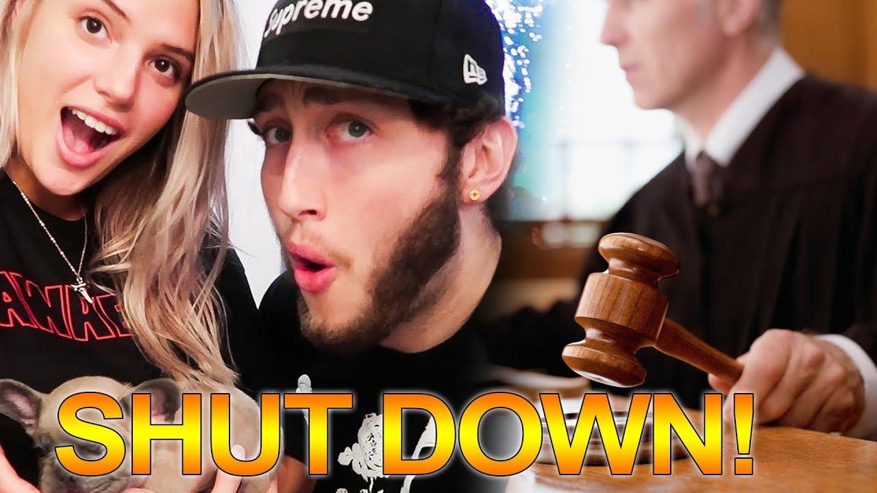 Alissa Violet & FaZe Banks Shut Down by Judge! Jake Paul Shop CANCELLED!
