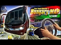 ★ Marcopolo Bus - Hungary Map   ETS2 with Logitech G27   Steering wheel camera #10
