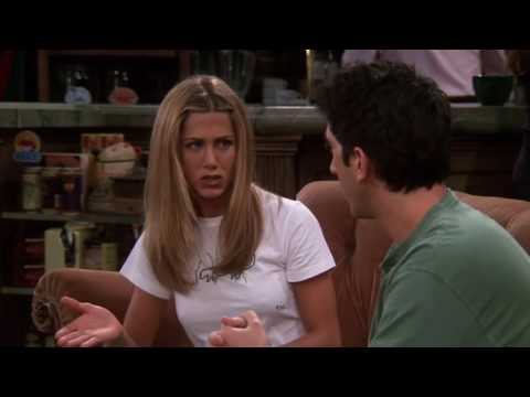 Friends   Ross asks Rachel not to annul the marriage, but she...