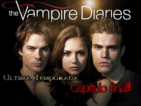 Diarios de vampiros - Ultimo Capitulo !!