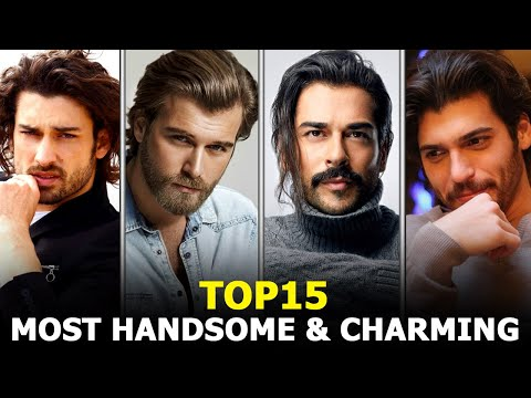 List of Top 15 Most Handsome and Charming Turkish Actors of 2020