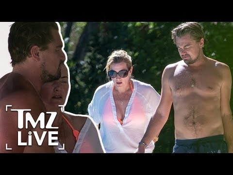 Leo DiCaprio And Kate Winslet Still Friends | TMZ Live