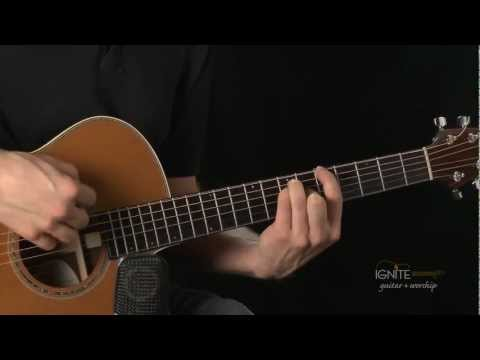 week 2 chord drills #1 - 4 - learn intermediate acoustic guitar lesson