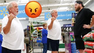 HE GOT SO MAD AT ME! BLUEBERRY BUTTHOLE! FART PRANK!