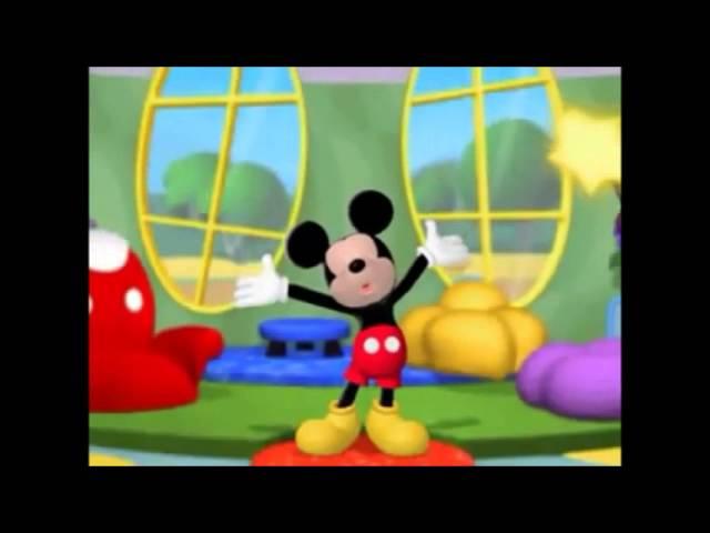 Mickey Mouse en Español Latino - Canciones Videos De Viajes