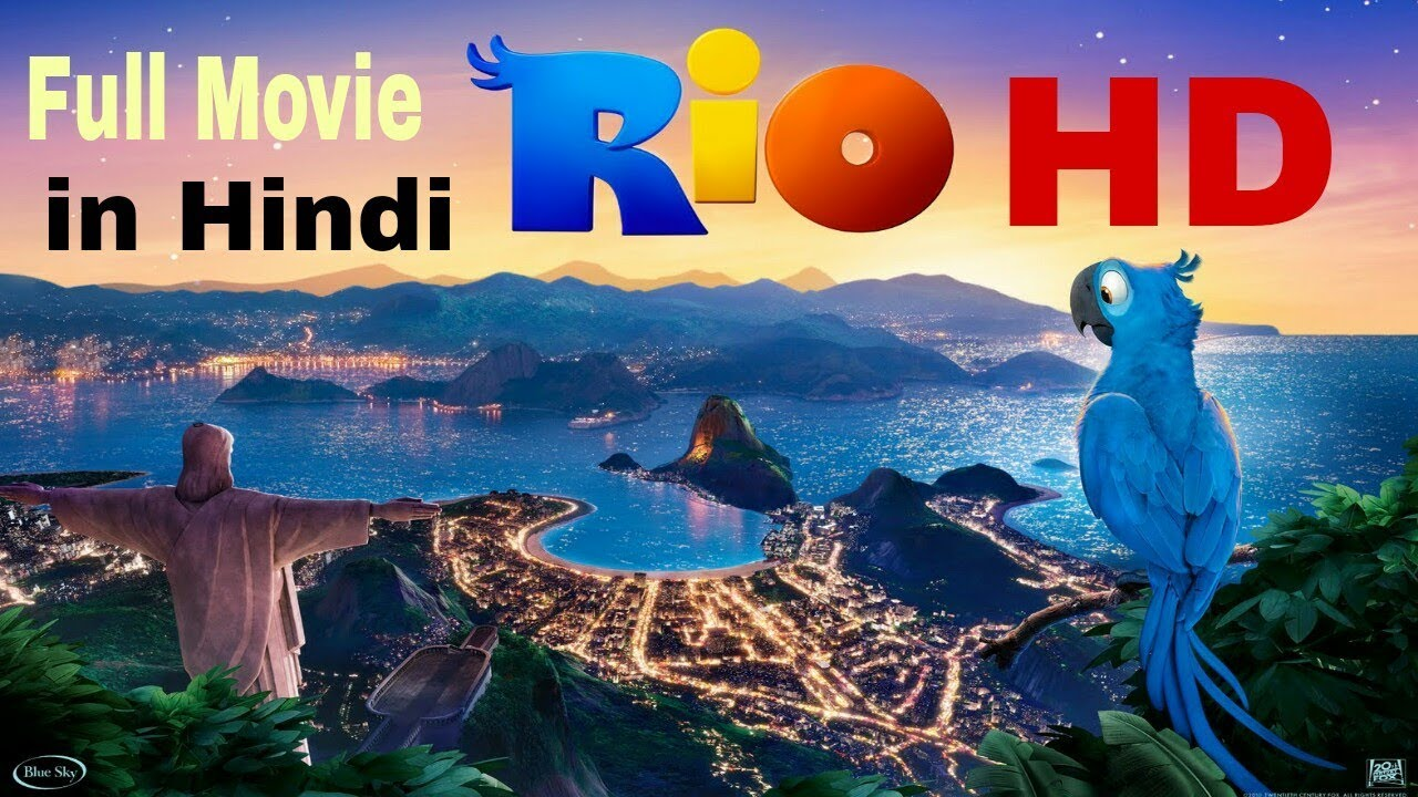 how to download rio full movie in hindi - youtube