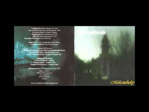 Cemetery of Scream - Melancholy - 1995