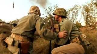 WWII Battlefield Reenactment Short Film | The Pacific War Museum