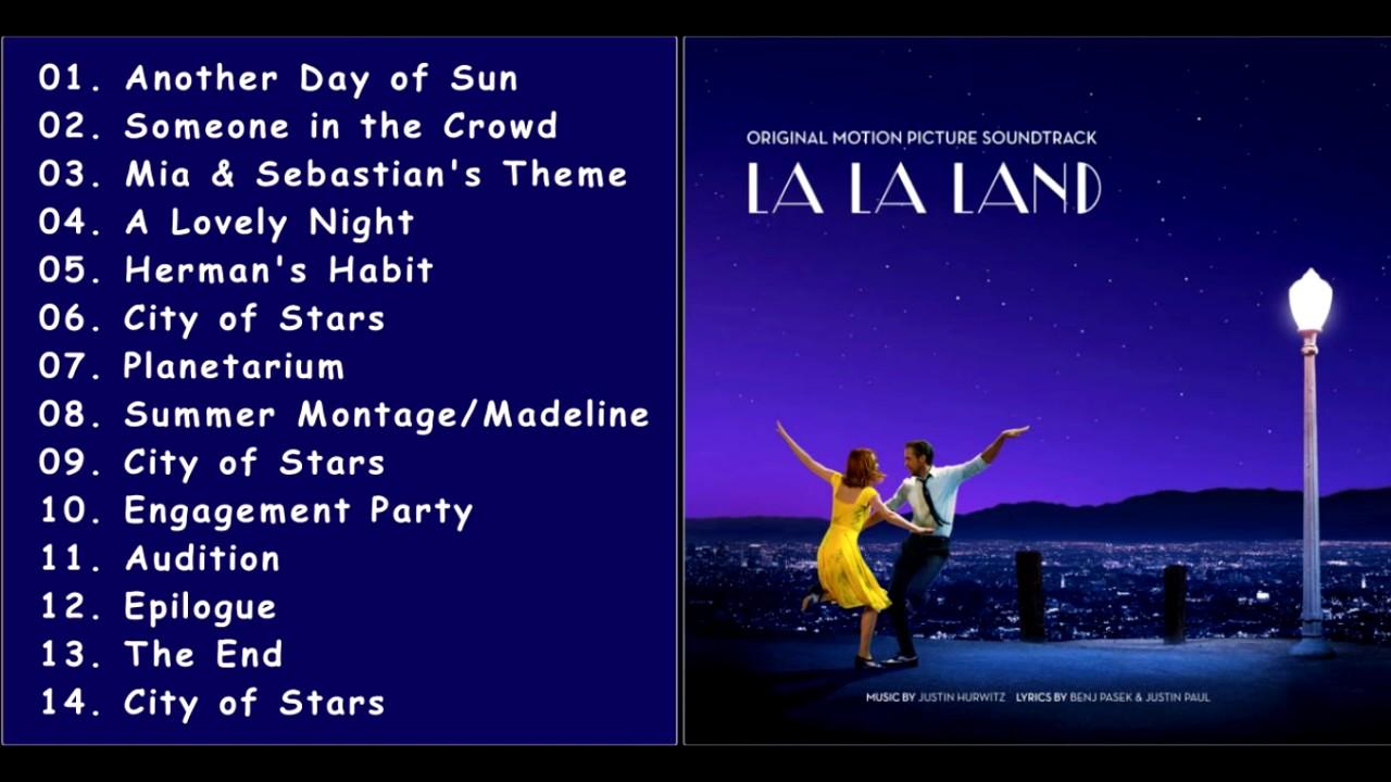 La La Land - Another Day of Sun - Lyrics - YouTube