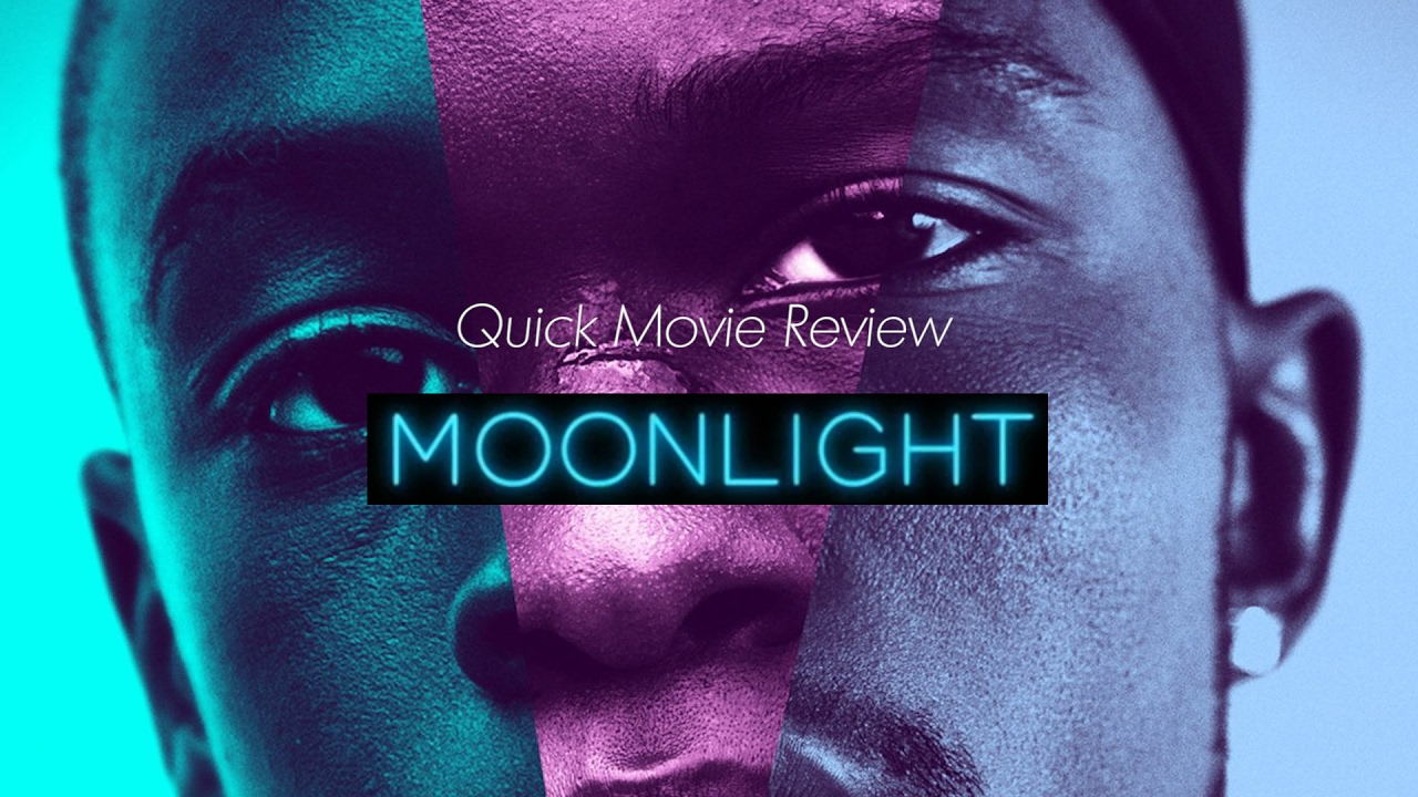 quick movie review moonlight oscarnominated movie youtube