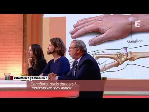 SANTE] Ganglions, quels danger ? #CCVB - YouTube