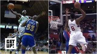 Best in-game NBA dunks of all-time | Get Up!