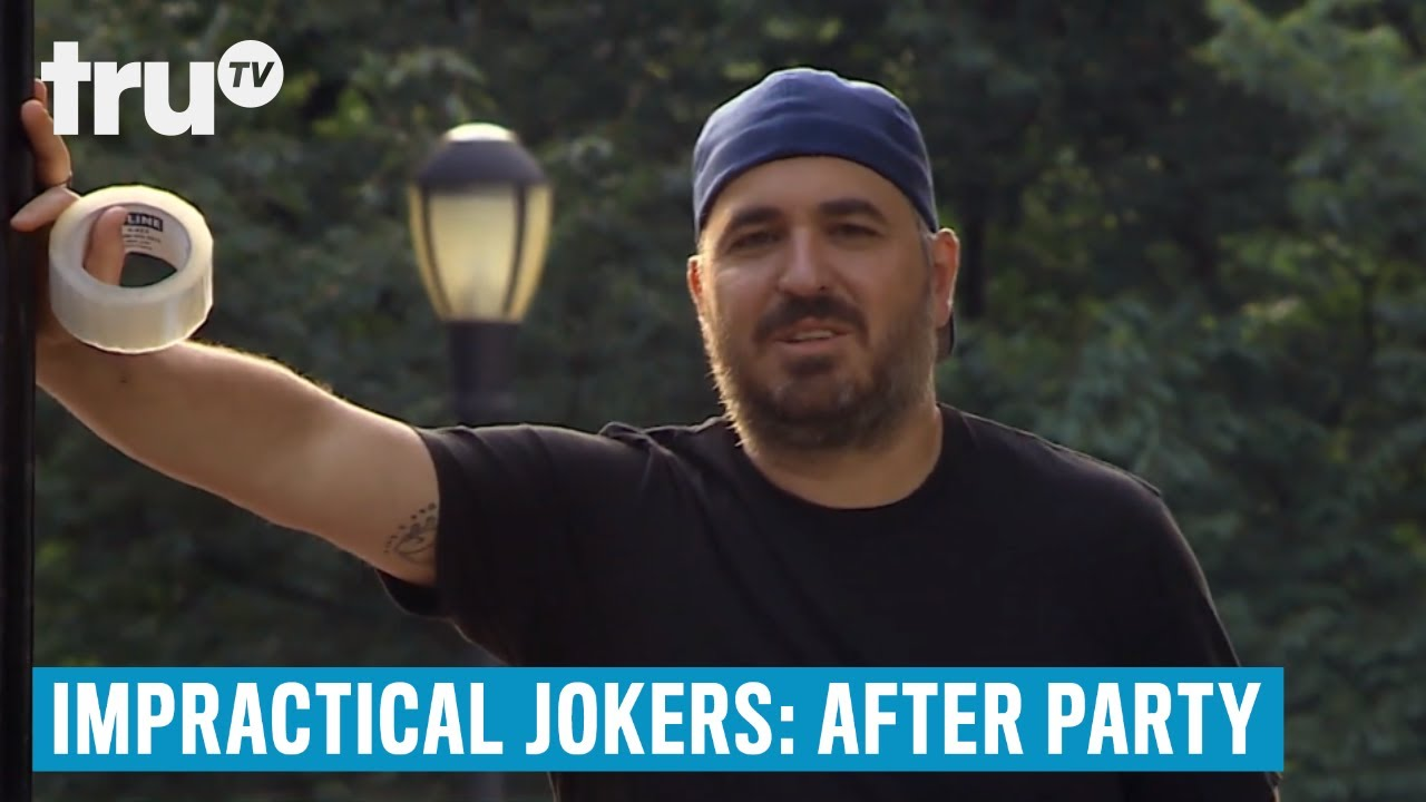 Impractical Jokers: After Party - Not-So-Hidden Camera Show