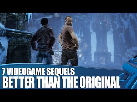 7 Videogame Sequels Even Better Than The Original