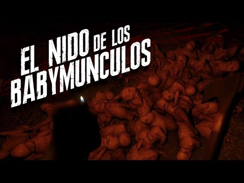 EL NIDO DE LOS BABYMÚNCULOS | The Forest #17