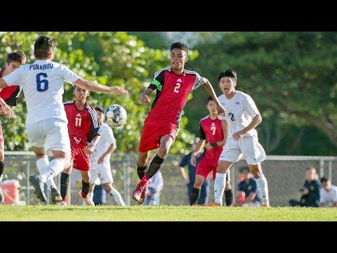 Mid-Pacific at 'Iolani -- ILH Boys Soccer