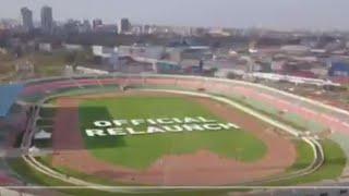 President Uhuru Kenyatta Officially reopens Nyayo National Stadium