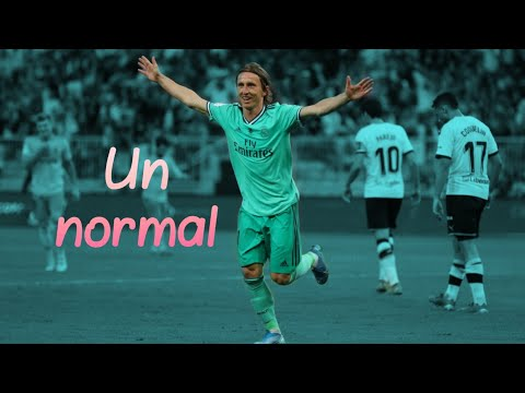 When Luka Modric used magic, the result is that
