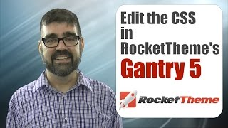 How to Edit the CSS Styles on Gantry 5 RocketTheme Templates(Subscribe Today! ▻ https://goo.gl/Y3wTy5 Modifying the Joomla template on your site is fairly simple if you are using a template from RocketTheme.com (they ..., 2016-04-05T10:13:56.000Z)