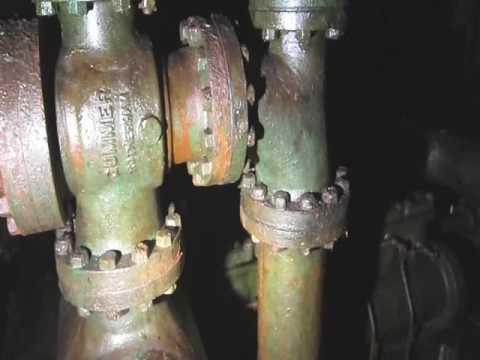 Portsdown WWII Fuel Storage: Pumping Chamber mp3