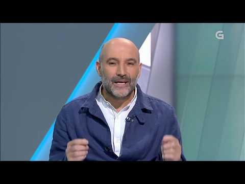Minuto final de Néstor Rego no #DebateTVG