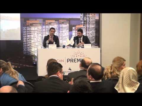 Babacan Holding'in yeni projesi Babacan Premium Basın Toplantısı
