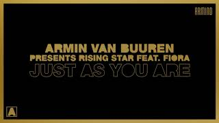 Скачать Armin Van Buuren Presents Rising Star Feat Fiora Just As You Are Extended Mix