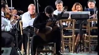 Alexis Froudarakis - JOAQUIN RODRIGO - Concierto de ARANJUEZ - Part III ( Allegro gentile )