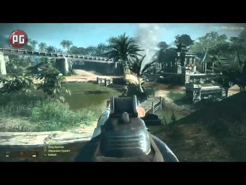 Battlefield: Bad Company 2 -- Vietnam. Видеообзор